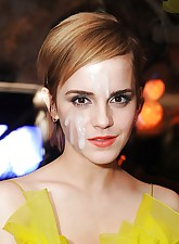 Emma Watson blows and rides hard shlongs